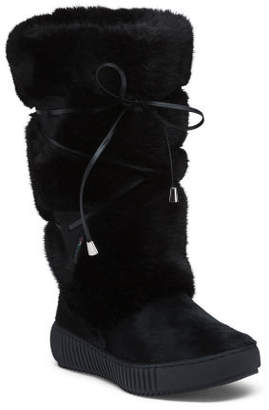 Made In Italy Tall Wrap Around Boots