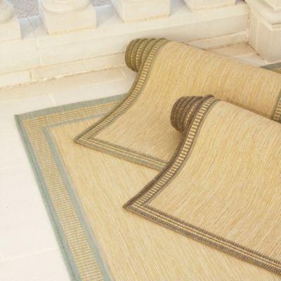 Pinstripe Indoor/Outdoor Rug