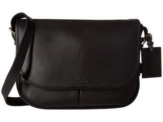 a80d1c5e58f Polo Ralph Lauren Core Leather Messenger
