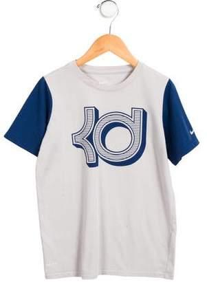 Nike Boys' Casual Short Sleeve Shirt