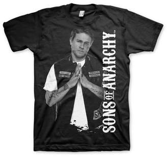 Jax Sons Of Anarchy Officially Licensed Merchandise Teller T-Shirt
