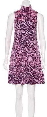 Julie Brown Printed Shift Dress w/ Tags