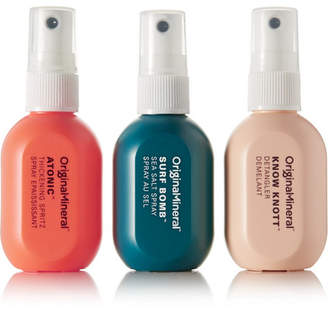 Original & Mineral - Mini Styling Minerals Kit - Colorless $23 thestylecure.com
