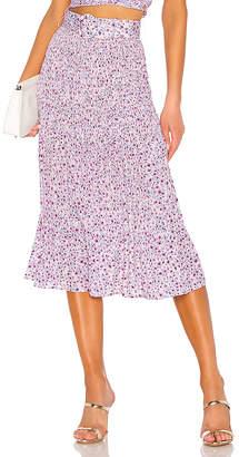 Nicholas X REVOLVE Smocked Midi Skirt