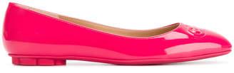 Salvatore Ferragamo Broni ballerina shoes