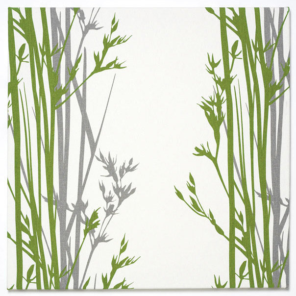 Amenity -   Cove Stretched Fabric Print