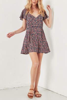 Spell & The Gypsy Collective Jasmine 90's Mini Dress
