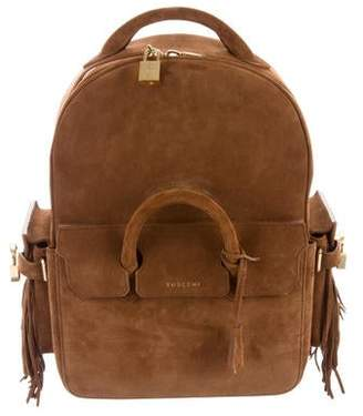 Buscemi Suede PHD Backpack