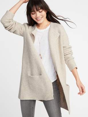 Old Navy Open-Front Cardi-Coat for Women