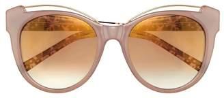 Vince Camuto Wire-accent Sunglasses