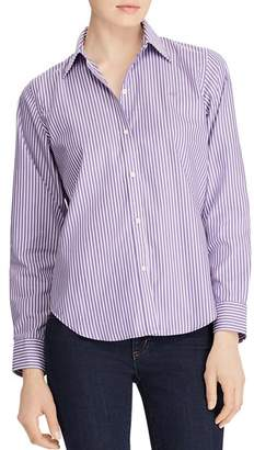 Ralph Lauren Pinstriped No-Iron Shirt