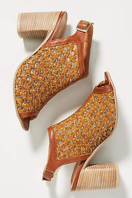 Anthropologie Morena Gabrielli Woven Shooties