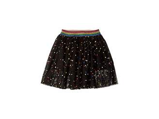 Stella McCartney Amalie Multicolor Polka Dot Tulle Overlay Skirt (Toddler/Little Kids/Big Kids)