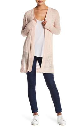 Susina Knit Long Sleeve Cardigan (Petite)