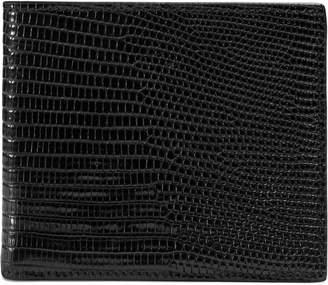 Gucci Lizard bi-fold wallet