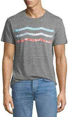 Sol Angeles Men's Vintage Waves Graphic T-Shirt