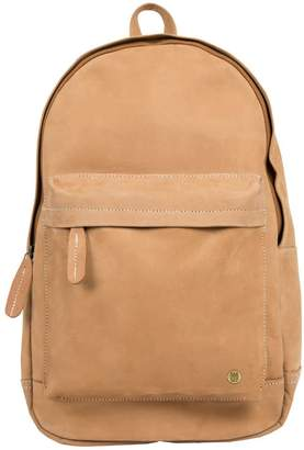 Mahi Leather Leather Classic Backpack Rucksack In Vintage Cognac