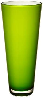 Villeroy & Boch Verso Glass Vase Juicy Lime