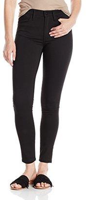 Buffalo David Bitton Women's Ivy High Rise Skinny Rinse No Twill Jeans $99 thestylecure.com