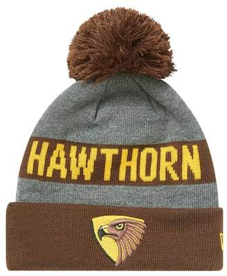 New Era Hawthorn Hawks 2018 Jake Beanie