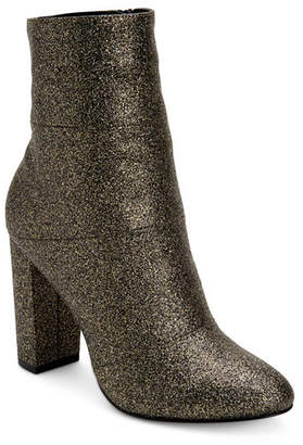 BCBGeneration Coral Glitter Booties Women Shoes