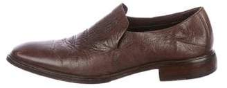 CNC Costume National Chester Round-Toe Loafers