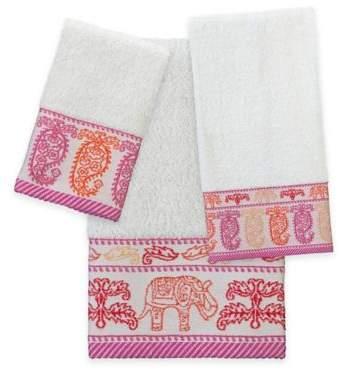 Silk Road Fingertip Towel