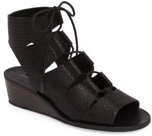 Women's Lucky Brand Gizi Wedge Sandal