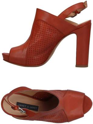 Janet & Janet Sandals - Item 11361483NW