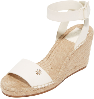 Tory Burch Bima 2 Wedge Espadrilles $275 thestylecure.com