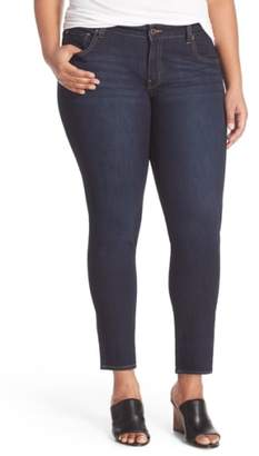 Lucky Brand Ginger Stretch Skinny Jeans