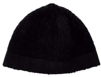Miu Miu Wool Rib Knit Beanie
