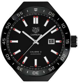 Tag Heuer Connected Modular 45 Carrera Calibre 5 Automatic Titanium Watch