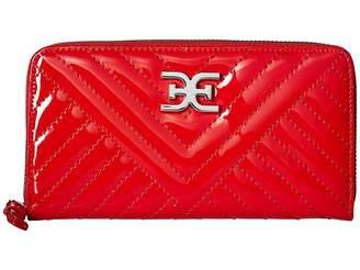 Sam Edelman Sophia Quilted Wallet Wallet Handbags