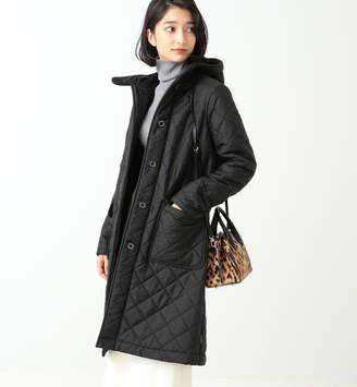 Beams (ビームス) - ビームス ウィメン Traditional Weatherwear / 別注 GRANGE ボアロングコート