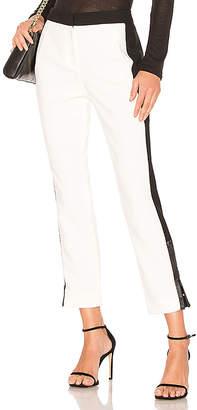 Tibi Skinny Tuxedo Pant