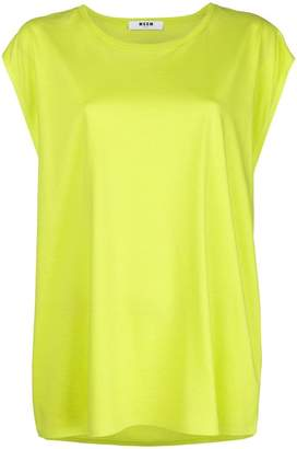 MSGM loose-fit T-shirt