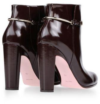 Nina Ricci Ankle boots
