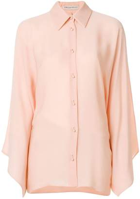 Emilio Pucci bell-sleeve shirt