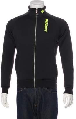 Puma x Ducati Neoprene Zip Sweater