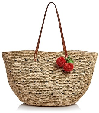 mar Y sol Florence Crocheted Tote $139 thestylecure.com