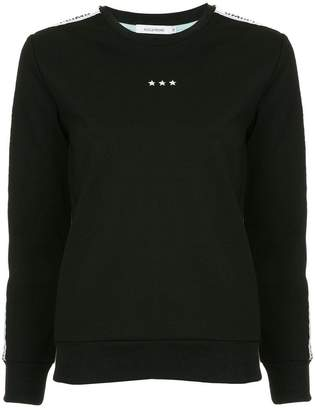 GUILD PRIME logo side stripe sweatshirt