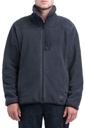 Herschel Zip-Up Fleece Jacket