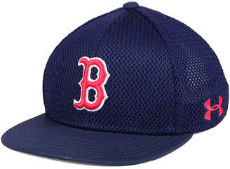 Under Armour Boys' Boston Red Sox Twist Cap