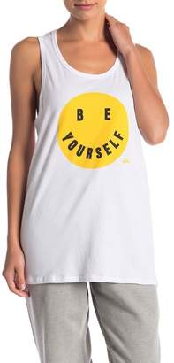 THE PHLUID PROJECT Be Yourself Graphic Tank