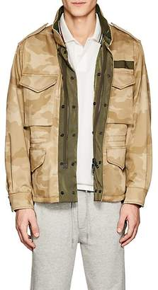 Moncler Men's Denoyez Reversible Field Jacket