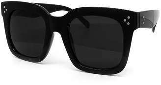 1c6c3cc0e04b Revo O2 Eyewear 7222 Premium XXL Women Men Mirror Havana Tilda Shadow Style  Fashion Sunglasses (