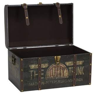 Genial At Joss U0026 Main · Trunks Williston Forge Helina Large Vintage Decorative  Home Storage Trunk