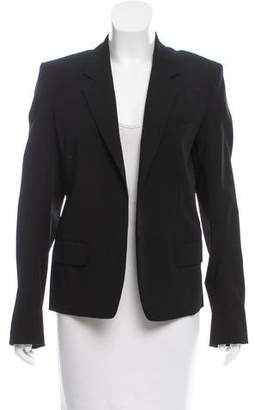 Reed Krakoff Open-Front Notch-Lapel Blazer