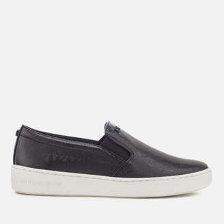 MICHAEL Michael Kors Women's Keaton Slip-On Trainers